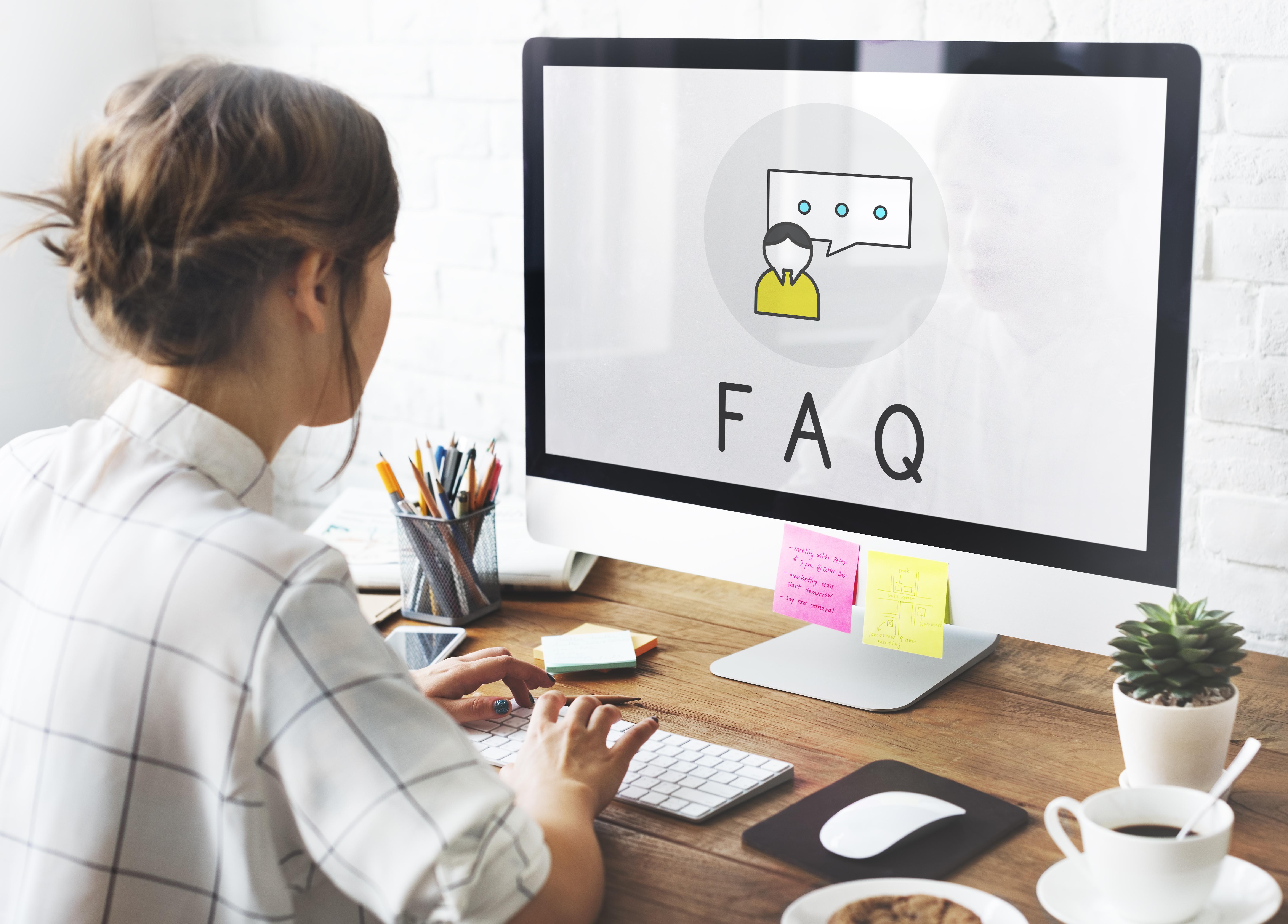 AIチャットボットと社内FAQの違い~FAQでは解決しない、社内問い合わせ ...