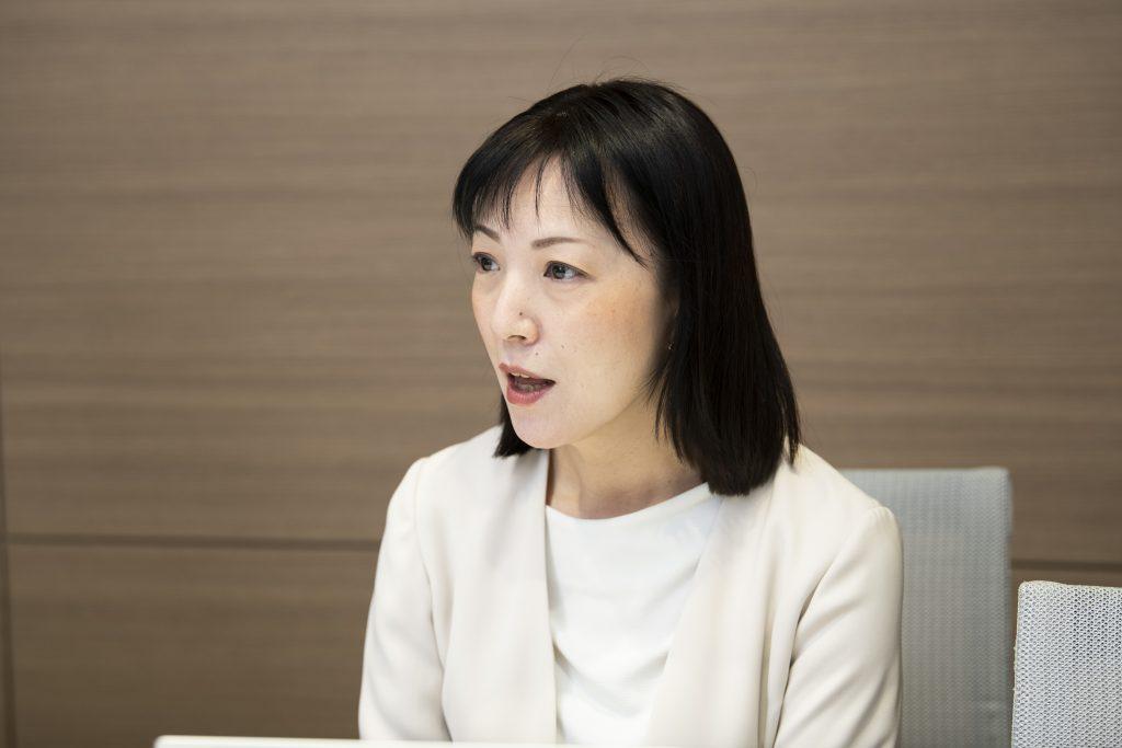 経営企画部 情報戦略室 黒木 由利子氏