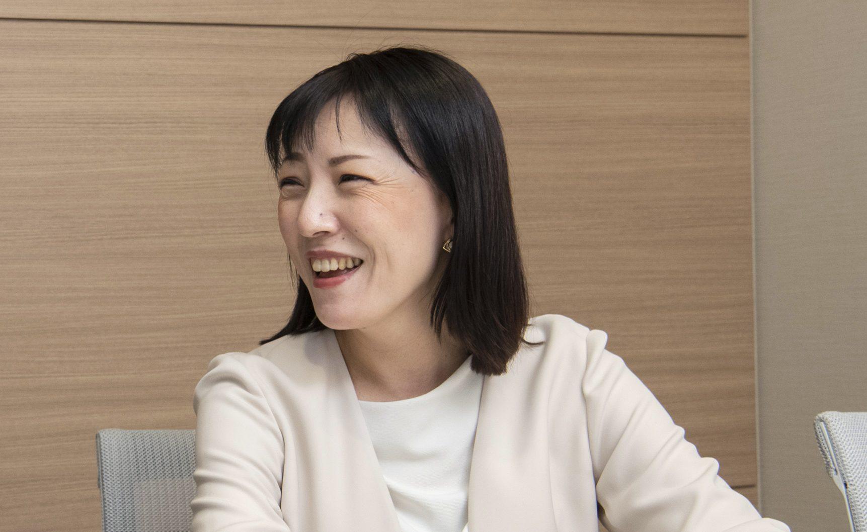 経営企画部 情報戦略室 黒木 由利子 氏